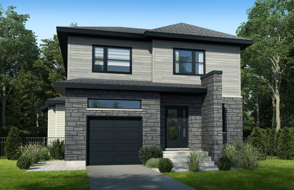 Habitations Raymond Allard Olympia lo 1024x662 - General contractor in Beauharnois